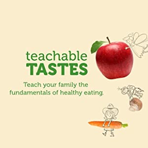Mott's - Teach your family the fundamentals of healthy eating