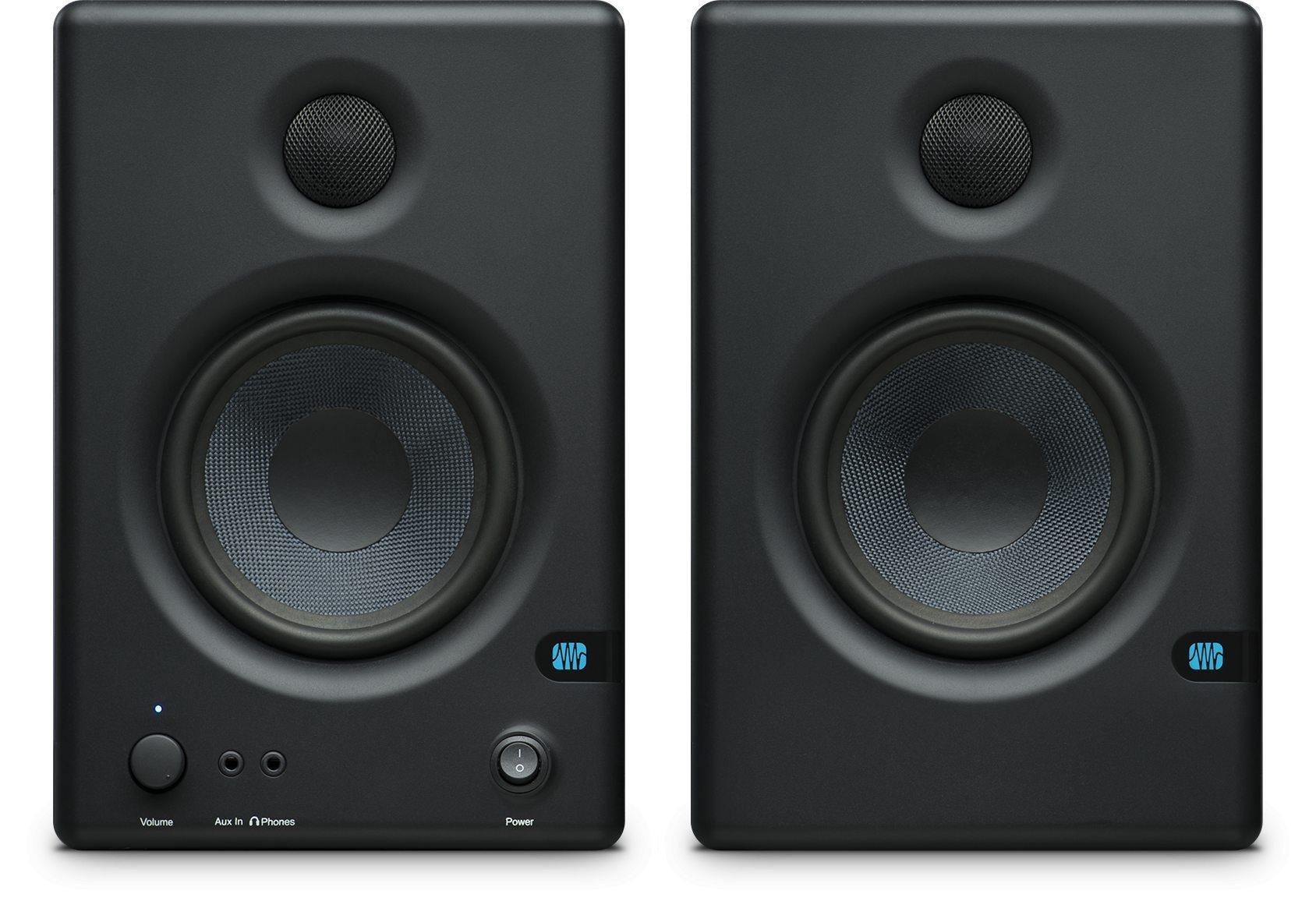 how to make studio monitors louder
