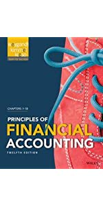Amazon accounting principles volume 1 chapters 12 working bundle print book wileyplus access print textbook print textbook student workbook full title principles of fandeluxe Images