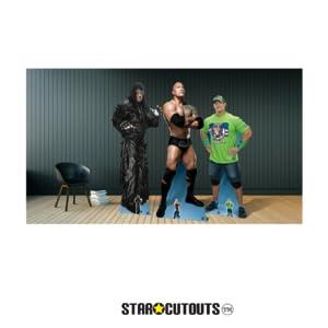 Más grande WWE