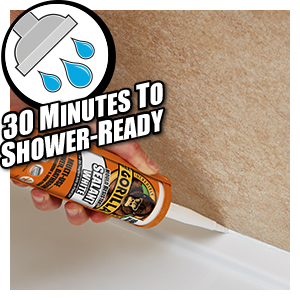 30 Minutes to Shower-Ready