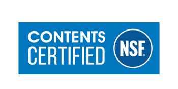 nsf contents certified