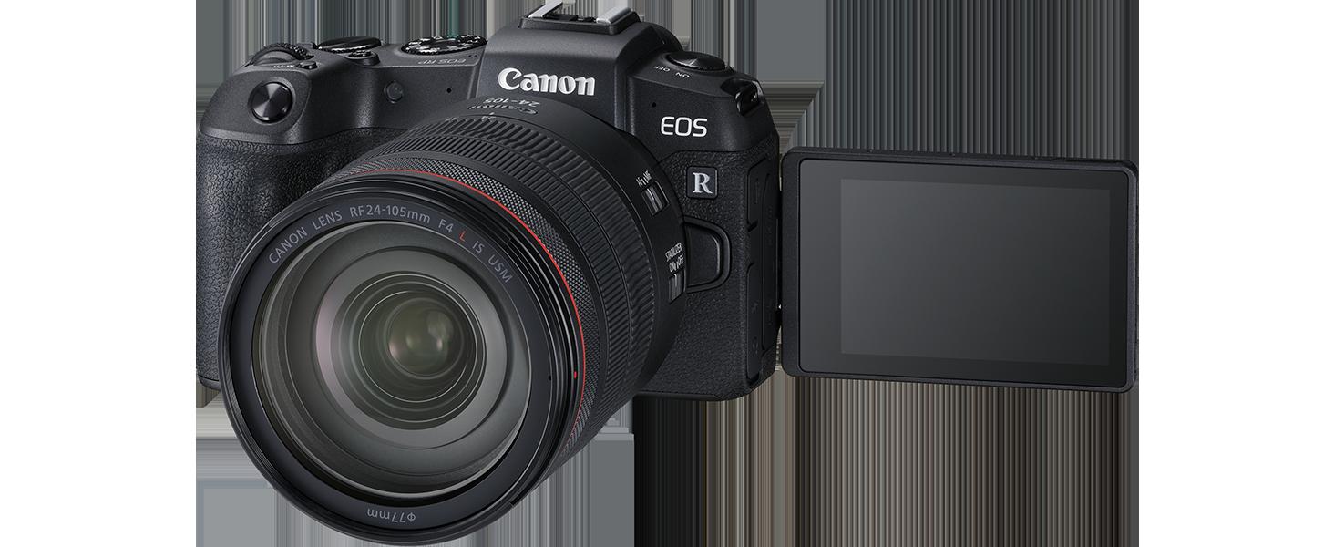 Canon EOS RP - Cámara mirroless de 26.2 MP (Wi-Fi, Bluetooth ...