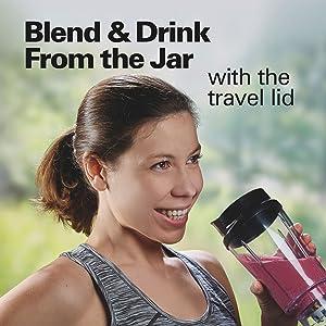 travel blender