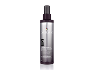 pureology color fanatic moisturizing leave in treatment dry hair