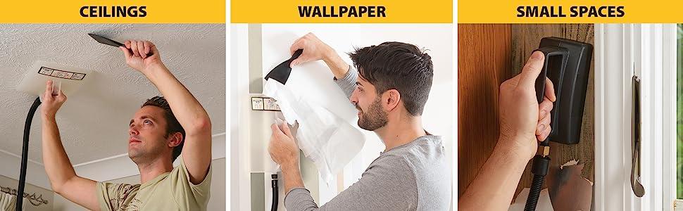 Wagner 715 Power Steamer Chemical Free Wallpaper Remover Wallpaper Stripper Steam Cleaner