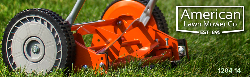 reel manual scotts great states easy clean economic quiet lawn mower yard garden house home