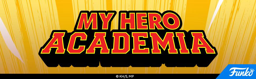 My Hero Academia Anime Animation Funko Pop