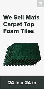 carpet top floor tiles