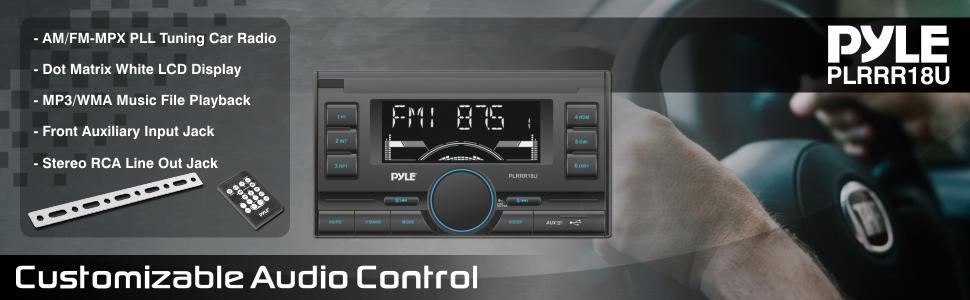 amazon com  pyle plrrr18u digital receiver with usb  sd