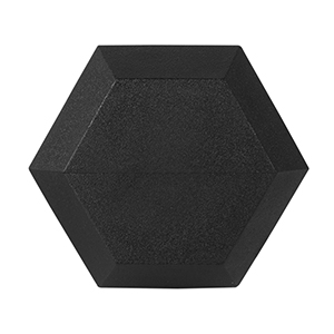 hex dumbbell