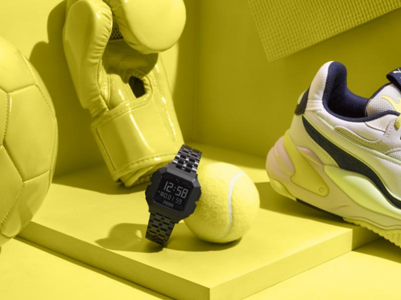 Puma black watch