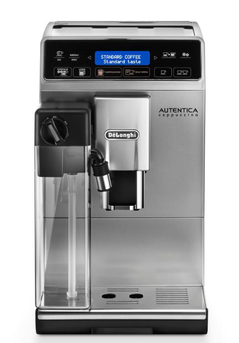 Delonghi - Cafetera Superautomática 15 Bares de Presión, Espresso ...