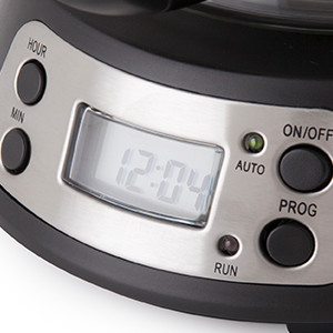 Swan Programmable Coffee Maker with Anti Drip Function