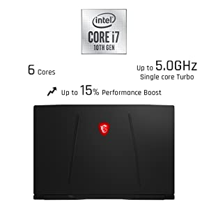 10th Gen CPU