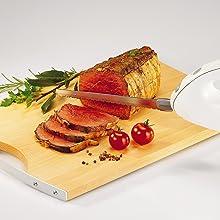 secanto;couteau:électrique;précis;tranche;découpe;surgelés;moulinex;cuisine;préparation;lames