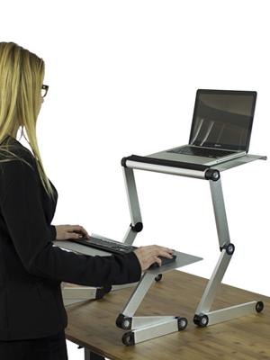 standing desk conversion