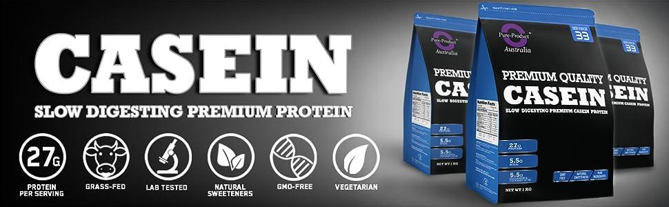 casein, micellar caein, calcium caseinate, casein protein, natural sweeteners, optimum nutrition