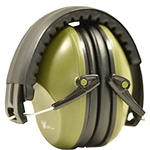 army green earmuff