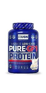GF-1 Pure Protein Vanilla 2.28kg