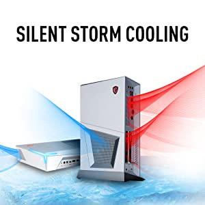 Silent Storm Cooling