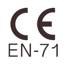 European testing icon.