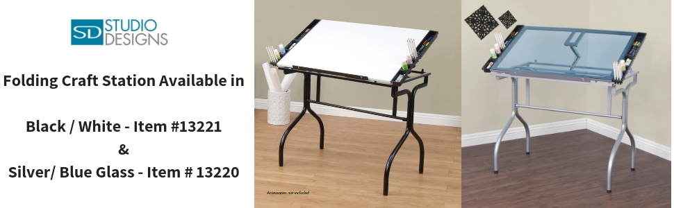 studio designs, craft and hobby tables, drawing table, drafting table, drafting desk, drawing desk