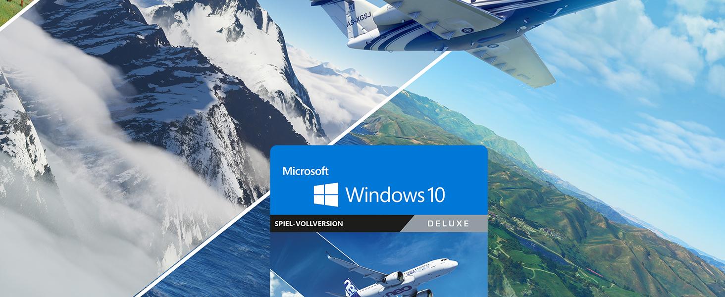 Windows Xbox Flight Simulator 2020 Microsoft 3