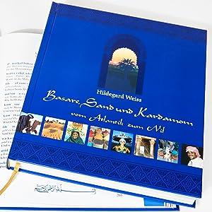 Buch: Basare, Sand und Kardamom