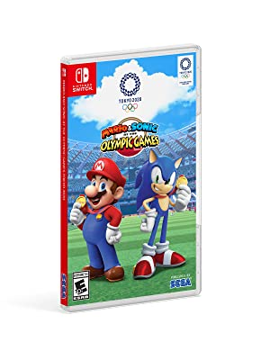 Amazon.com: Mario & Sonic at the Olympic Games: Tokyo 2020