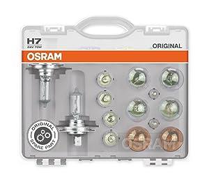 Osram Ersatzlampenbox H7 Clk H7 24v 24v Auto