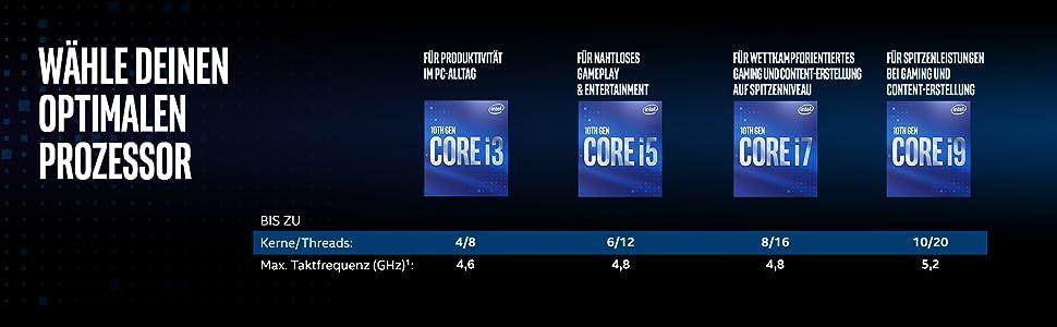 Intel Core I5 10500 Box Computer Zubehör