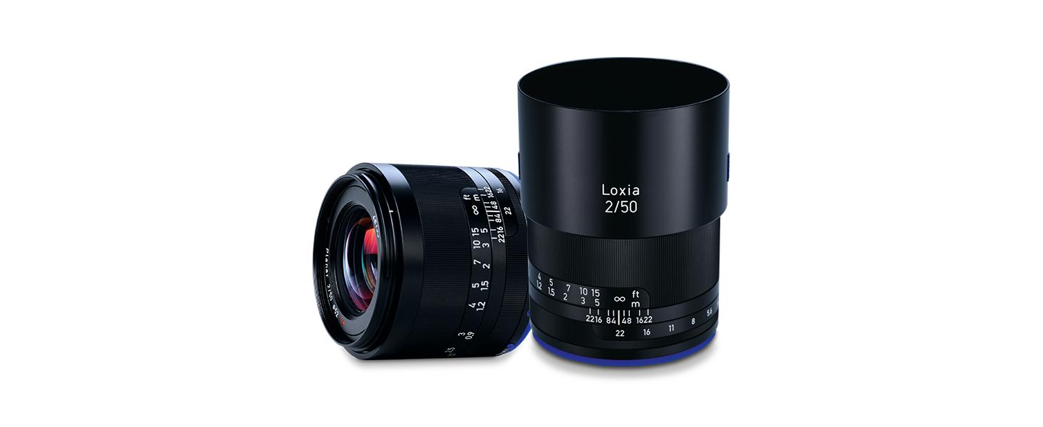 Zeiss Loxia 2 50 Für Spiegellose Kamera