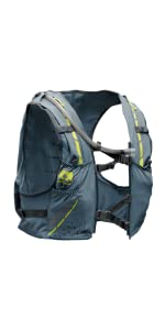 Amazon.com : Nathan Intensity Hydration Running Vest/Backpack with Bladder, Blue Radiance, 2 L : Sports & Outdoors