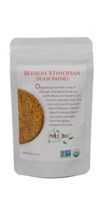 berbere the spice hut salt free pouch