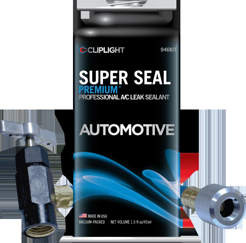 cliplight super seal premium automotive air conditioning stop leak automotive. Black Bedroom Furniture Sets. Home Design Ideas