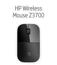 HP Wireless Mouse Z3700 - Black