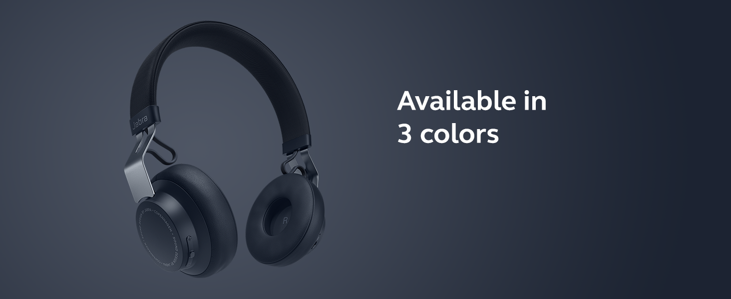 Jabra Move Style Edition -  Available colors