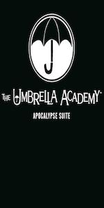 Umbrella Academy, Volume 2, Dallas, Apocalypse Suite, Hotel oblivion, Gerard Way, Library, Show