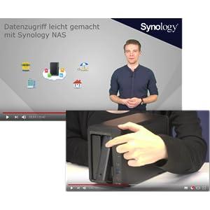 Synology Ds918 4 Bay Desktop Nas Unit Black Computers Accessories