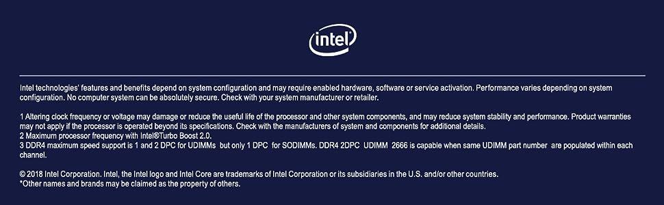 9th Gen Intel Core i7-9700K Desktop Processor