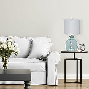 Amazon.com: Catalina Lighting 20687-000 - Lámpara de mesa ...
