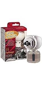 Felisept Home Comfort Plug-In Diffuser and Refill Set ...