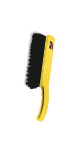 Brush, broom, duster, dustpan