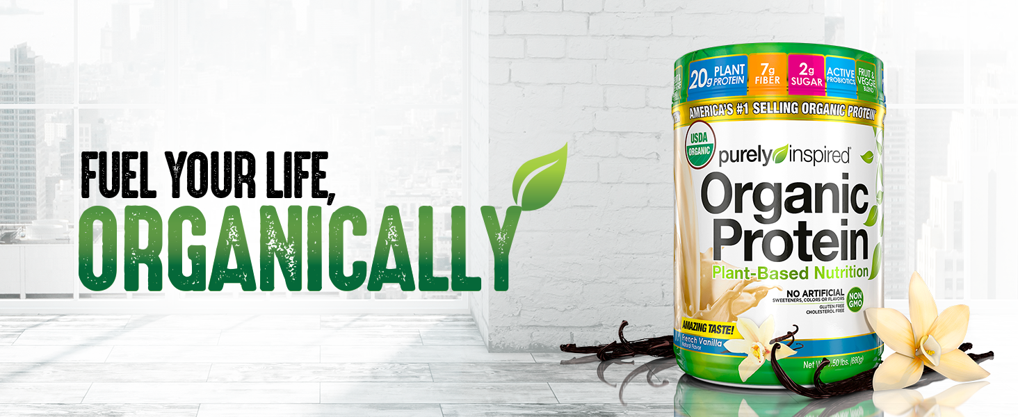 Fuel Your Life, Organically