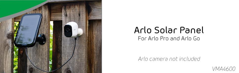Amazon Com Arlo Technologies By Netgear Solar Panel