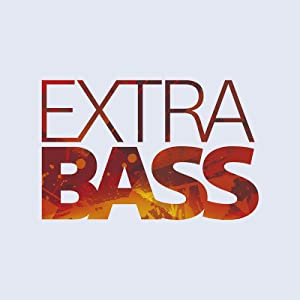 EXTRA BASS™ for impressively deep, punchy sound
