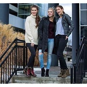 Kodiak Women's Original Zip Ankle Boot