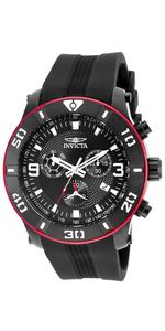Amazon.com: Invicta Mens 8936 Pro Diver Collection 23k Gold Plated Watch: Invicta: Watches