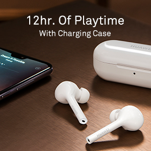 12hr of playtime classic fashionable colors freebuds lite huawei earphones